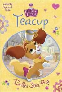 Link to an enlarged image of Teacup : Belle's Star Pup (Palace Pets)
