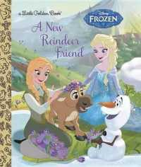 Link to an enlarged image of A New Reindeer Friend (Little Golden Books)