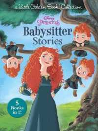 Link to an enlarged image of Disney Princess Babysitter Stories (Little Golden Book Favorites)