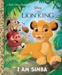 Link to an enlarged image of I Am Simba (Little Golden Books)