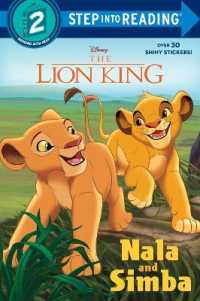 Link to an enlarged image of Nala and Simba ( Disney The Lion King ) (Step into Reading. Step 2)