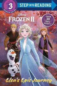 image of Disney Frozen 2: Elsa's Epic Journey (Step into Reading. Step 3)