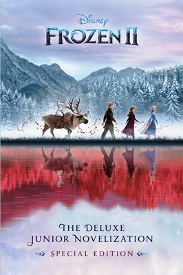 Link to an enlarged image of Disney Frozen II : The Junior Novelization (Disney Frozen 2) (Deluxe Special)