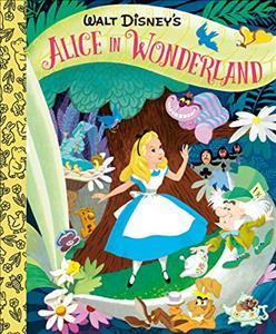 Link to an enlarged image of Walt Disney's Alice in Wonderland (Little Golden Board Books) (BRDBK)