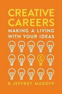 Link to an enlarged image of Creative Careers : Making a Living with Your Ideas