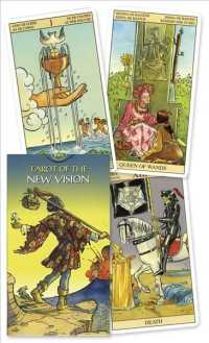 Books Kinokuniya Tarot Of The New Vision Lo Scarabeo Series Gmc Crds Alligo Pietro Lo Scarabeo Cestaro Raul Con Cestaro Gianluca C 9780738704135