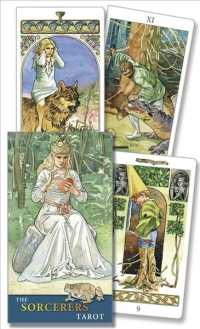 Link to an enlarged image of The Sorcerers Tarot/ Tarot De Los Magos (TCR CRDS B)
