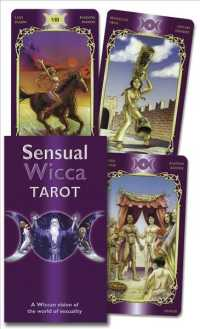 Link to an enlarged image of Sensual Wicca Tarot (TCR CRDS)