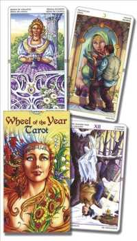 Link to an enlarged image of Wheel of the Year Tarot (TCR CRDS)