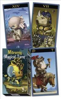 Link to an enlarged image of Mibramig Magical Tarot (TCR CRDS)