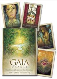 Link to an enlarged image of GAIA Oracle : Guidance, Affirmations, Transformation (BOX CRDS + P)