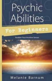 Link to an enlarged image of Psychic Abilities for Beginners : Awaken Your Intuitive Senses