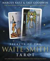 Link to an enlarged image of Secrets of the Waite-Smith Tarot : The True Story of the World's Most Popular Tarot
