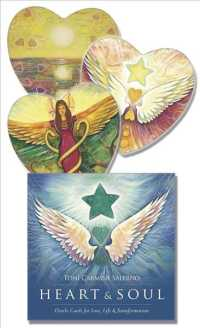 Link to an enlarged image of Heart & Soul Cards : Oracle Cards for Personal & Planetary Transformation (BOX TCR CR)