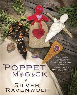 Books Kinokuniya: Poppet Magick : Patterns, Spells