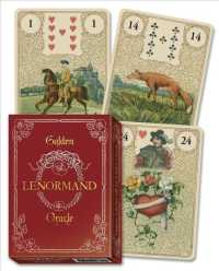 Link to an enlarged image of Golden Lenormand Oracle (BOX TCR CR)