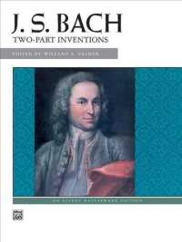 Link to an enlarged image of J. S. Bach Two-part Inventions