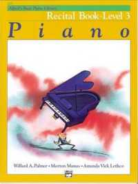 Link to an enlarged image of Alfred's Basic Piano Library Piano, Recital Book Level 3 (Alfred's Basic Piano Library)