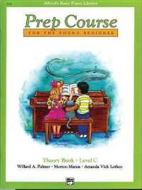 Link to an enlarged image of Alfred's Basic Piano Prep Course for the Young Beginner : Theory Book, Level C (Alfred's Basic Piano Library)