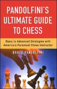 Link to an enlarged image of Pandolfini's Ultimate Guide to Chess