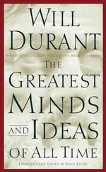 Link to an enlarged image of The Greatest Minds and Ideas of All Time