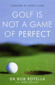 Link to an enlarged image of Golf is Not a Game of Perfect -- Paperback / softback