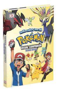 Link to an enlarged image of Pokemon Visual Companion (2nd)