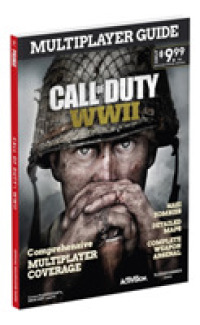 Link to an enlarged image of Call of Duty WWII : Multiplayer Guide (Paperback + Pass Code)