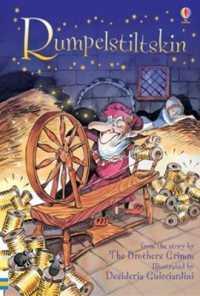 Link to an enlarged image of Rumpelstiltskin (3.1 Young Reading Series One (Red)) -- Hardback