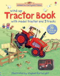 Link to an enlarged image of Farmyard Tales Wind-Up Tractor Book (Wind-up Books)