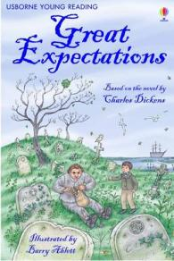 Link to an enlarged image of Great Expectations (3.3 Young Reading Series Three (Purple)) -- Hardback