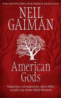 Link to an enlarged image of American Gods -- Paperback