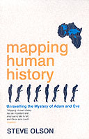 Link to an enlarged image of Mapping Human History: Unravelling the Mystery of Adam and Eve (New)