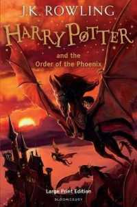 Link to an enlarged image of Harry Potter and the Order of the Phoenix (Large type / large print)