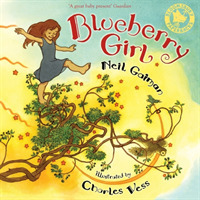 Link to an enlarged image of Blueberry Girl -- Paperback / softback