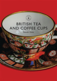 Link to an enlarged image of British Tea and Coffee Cups, 1745-1940 (Shire Library)