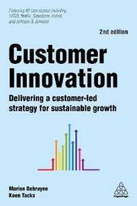 Link to an enlarged image of Customer Innovation : Delivering a Customer-led Strategy for Sustainable Growth (2nd)
