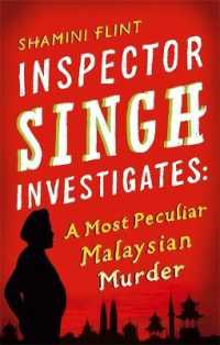 Link to an enlarged image of Inspector Singh Investigates: a Most Peculiar Malaysian Murder : Number 1 in series (Inspector Singh Investigates Series) -- Paperback / softback