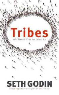 Link to an enlarged image of Tribes : We need you to lead us -- Paperback / softback