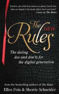 Link to an enlarged image of New Rules : The dating dos and don'ts for the digital generation from the bestselling author -- Paperback / softback