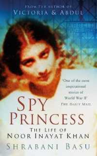 Link to an enlarged image of Spy Princess : The Life of Noor Inayat Khan -- Paperback / softback (UK ed.)