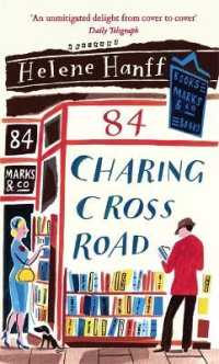 Link to an enlarged image of 84 Charing Cross Road (Virago Modern Classics) -- Paperback / softback