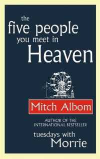 Link to an enlarged image of Five People You Meet in Heaven (Heaven) -- Paperback / softback