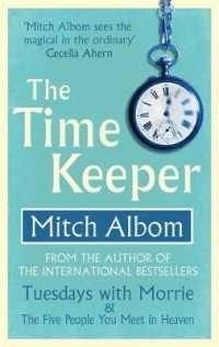 Link to an enlarged image of Time Keeper -- Paperback / softback