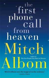 Link to an enlarged image of First Phone Call from Heaven -- Paperback / softback