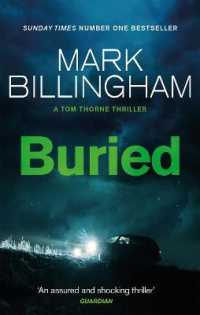 Link to an enlarged image of Buried (Tom Thorne Novels) -- Paperback / softback