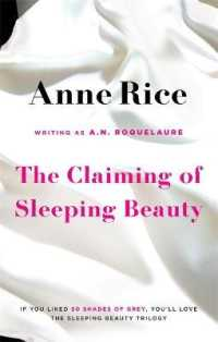 Link to an enlarged image of Claiming of Sleeping Beauty : Number 1 in series (Sleeping Beauty) -- Paperback / softback