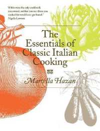 Link to an enlarged image of Essentials of Classic Italian Cooking -- Hardback (Unabridged)