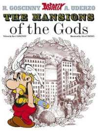 Link to an enlarged image of The Mansions of the Gods (Asterix)