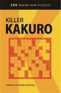 Link to an enlarged image of Killer Kakuro -- Paperback / softback
